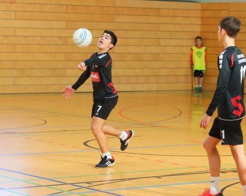 U16 vor Süddeutscher Meisterschaft