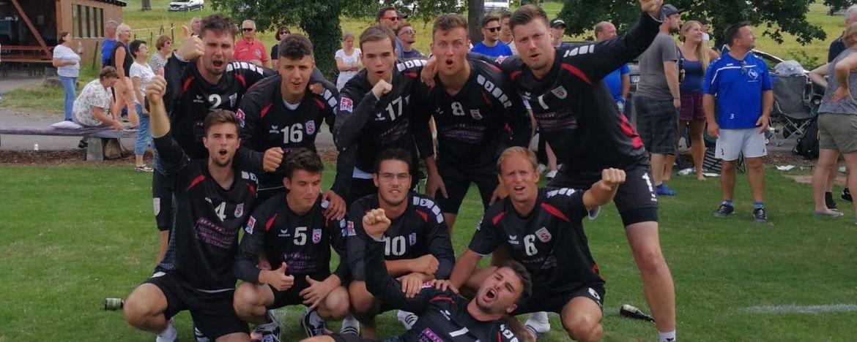 Bundesligamänner starten in Saison