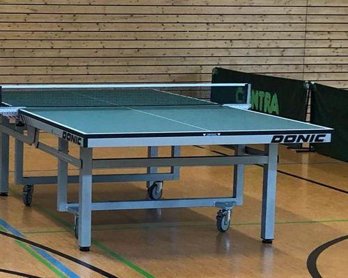 Tischtennis U 15 setzt Siegesserie fort