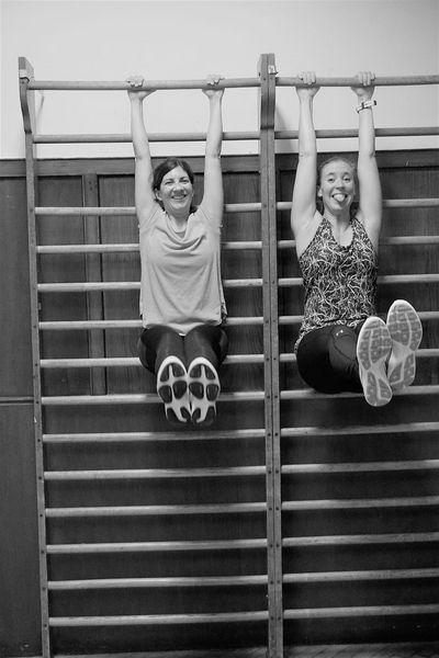 Mit Kathrin und Katha zum Trainingserfolg