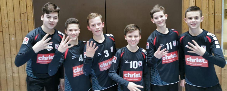 U16 verpasst SDM-Halbfinale
