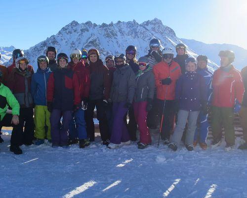 Einweisungswochenende der Schneesportschule