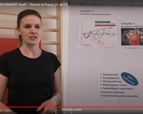 #INFORMIERT 29.04. - Kraft-Theorie & Praxis