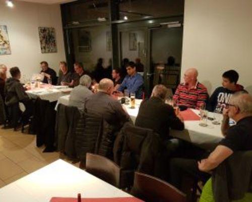 Tischtennis Jahreshauptversammlung