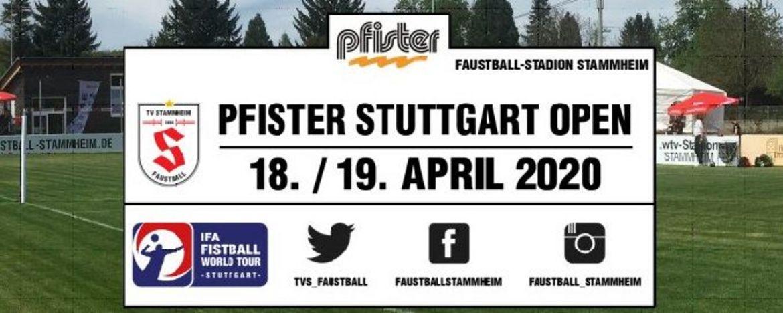 Pfister Stuttgart Open 2020