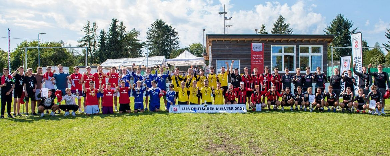 Waibstadt ist Deutscher U16 Meister