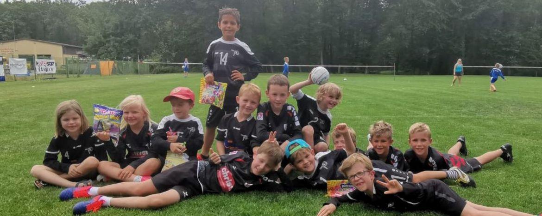 8 Jugendteams bei U8 und U10