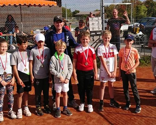 Kinderfest mit Vereinsmeisterschaften, ein voller Erfolg!