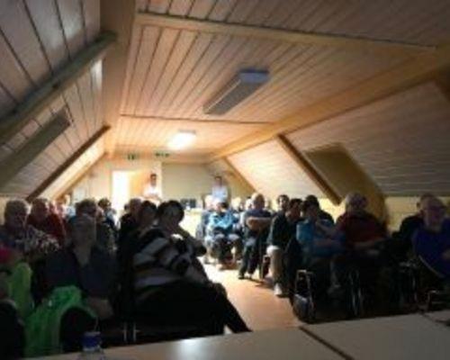Outdoor-Jahreshauptversammlung am Mittwoch, 13.02.2019