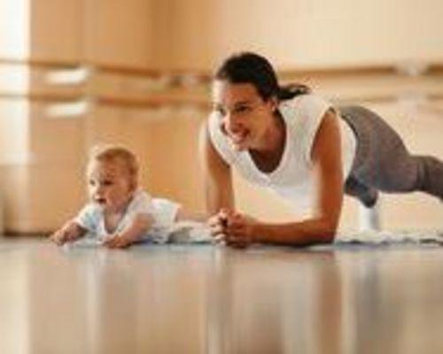 Neuer Kurs Mama fit - Baby mit