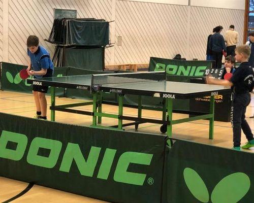 Tischtennis: 2 Siege, 4 Niederlagen in der 6. Kalenderwoche