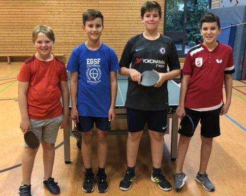Auswärtssieg 6:2 der U18 in Zazenhausen