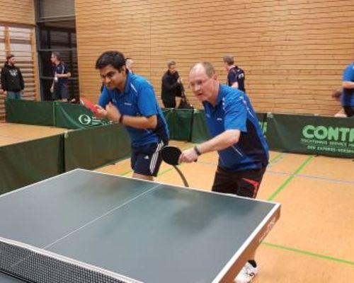 Tischtennis-Doppelspieltag - leider ohne Stammheimer Punkte