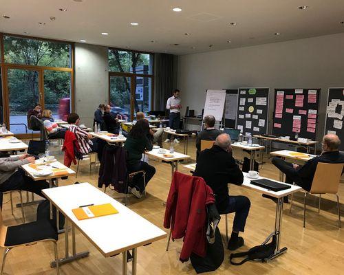 Zukunftsworkshop – Organisationsentwicklung